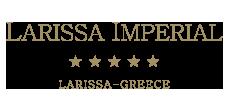 Larissa Imperial Logo